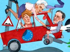 Germany vs ECB