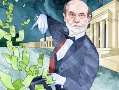 Bernanke's progress