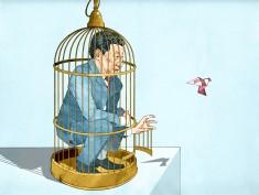 Caged Renminbi